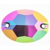 Resin Sew On Stone Galaxy 20pc Oval 16x23mm Vitrail Purple
